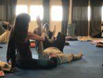 """לנשום אל החיים – סופ""""ש עם רישי במרכז סאנסה חוף פולג 21-23/5"""