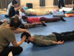 לנשום אל החיים -שישי-שבת במרכז סאנסה חוף פולג – אוקטובר